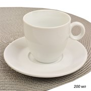 Чайная пара  200 мл  предмета / CA-206 /уп 48/